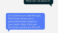 Evens - Text Message