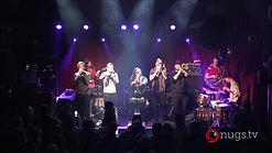 High and Mighty Brass Band at Ardmore Music Hall
