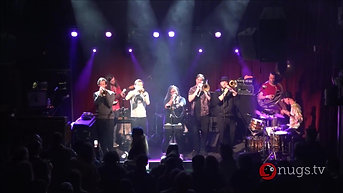 High & Mighty Brass Band at Ardmore Music Hall