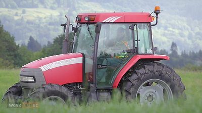 Working Safely Around Tractors
