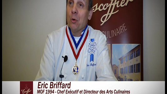 Interview du Chef Éric Briffard