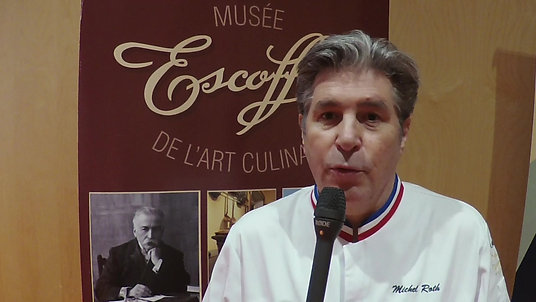 Interview du Chef Michel Roth