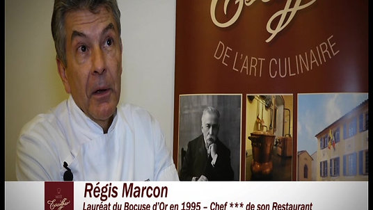 Interview du Chef *** Régis Marcon