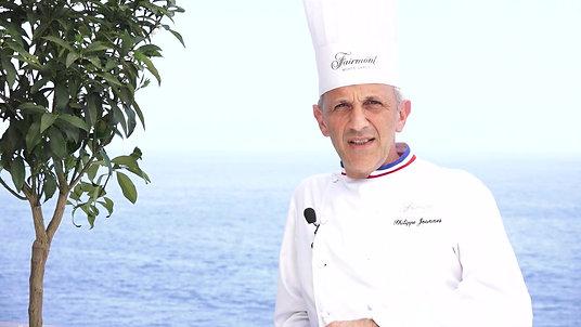 Interview du Chef Philippe Joannès - Cuisine et Santé XXIe. siècle
