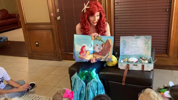 Little Mermaid videos