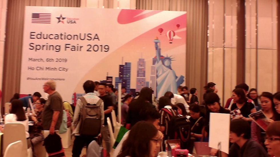 UNITED STATES EDUCATION EXHIBITION 2019