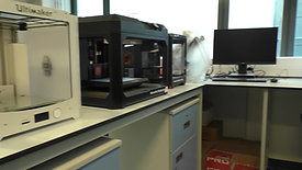 3D Printing & Bioprinting Lab