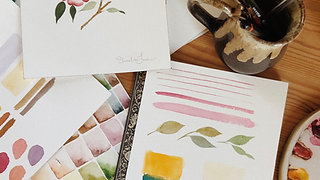 Introduction to Watercolor!
