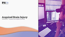 Acquired Brain Injury Services