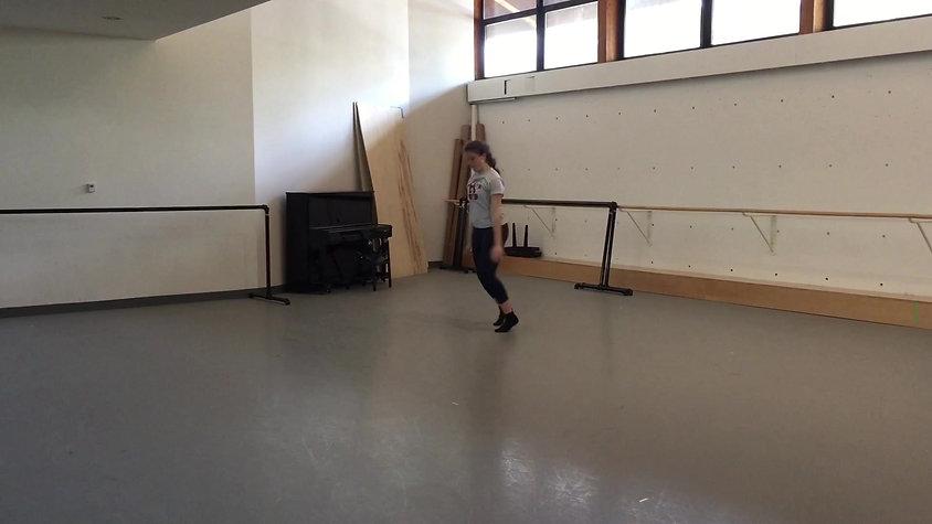 Improvisation to Virginia Wolf