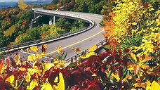 First Day of Fall_Blue Ridge Parkway Viaduct
