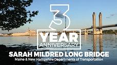 3rd Anniversary_Sarah Mildred Long Bridge