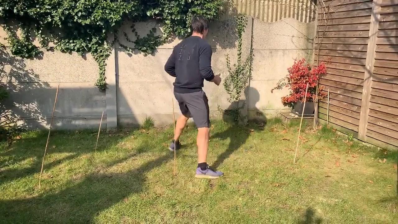 Challenge #12 - Covid Bucket Challenge