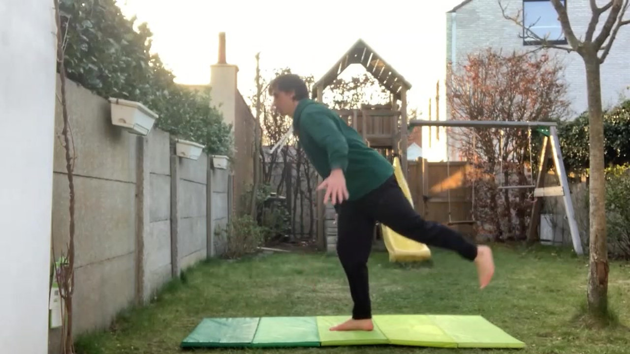 Challenge #13 - Covid Balance Challenge