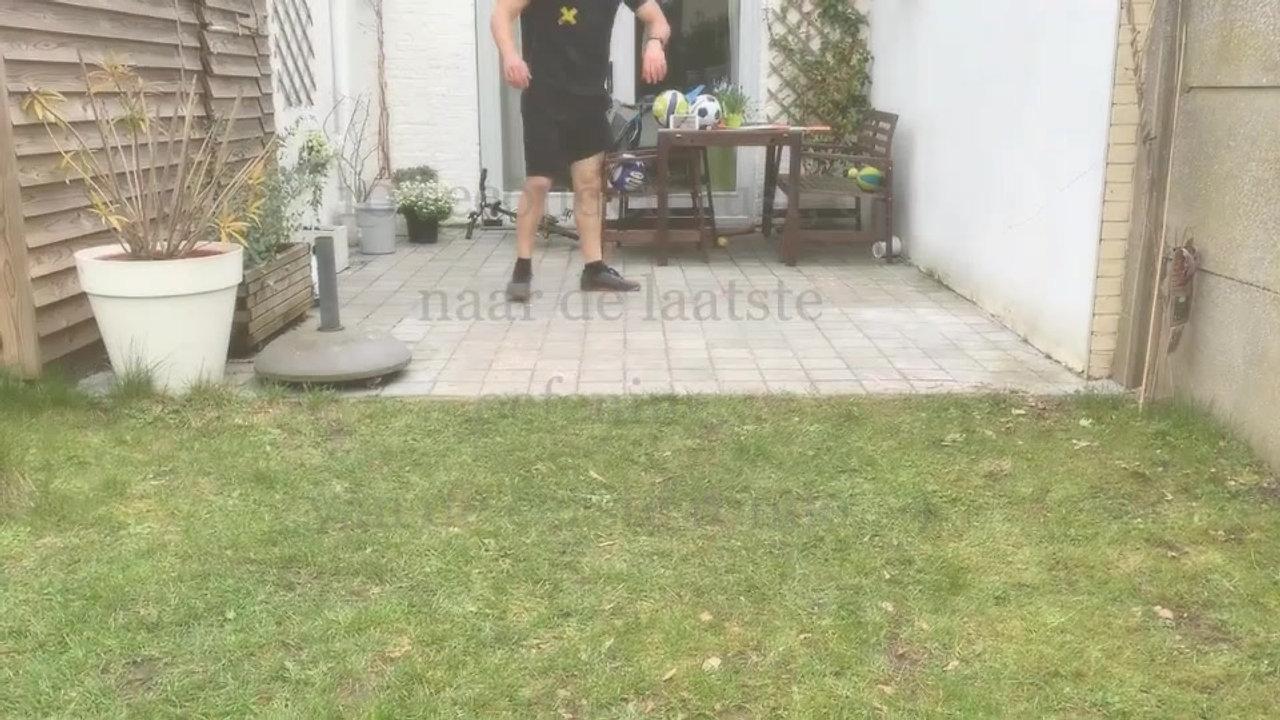 Challenge #7 - COVID Foot