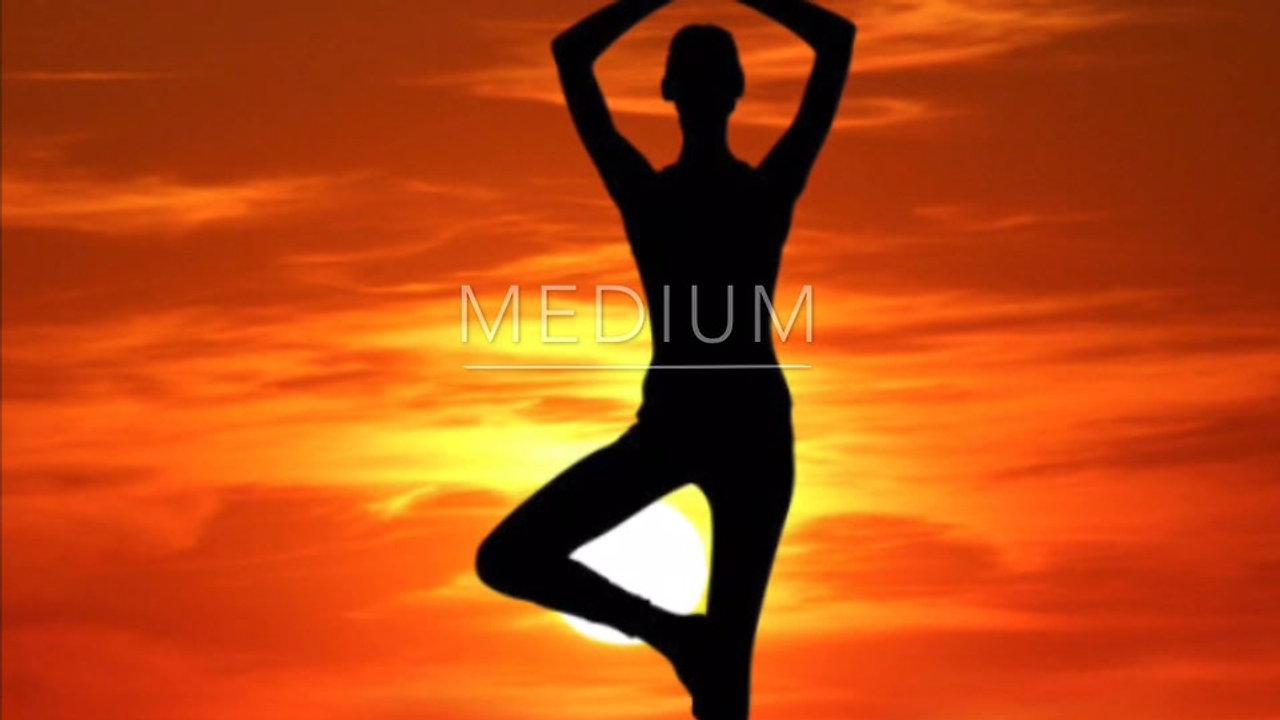 Challenge #5 - Yoga