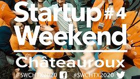 Startup WeekEnd | Châteauroux 2020