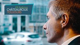Châteauroux Toujours   candidature Gil Avérous 2020
