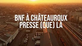 La BNF à Châteauroux