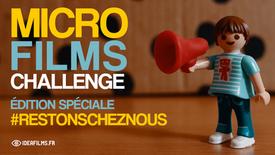 Micro Films Challenge | vidéo promo