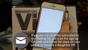 Boughton VIP - Email Marketing Trailer