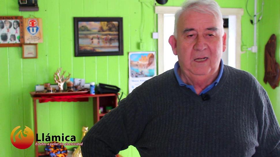 #ExperienciaLlámica: Arnoldo