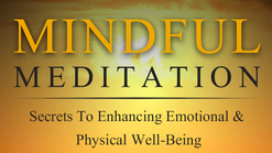 Mindful Meditation Mastery Video Course