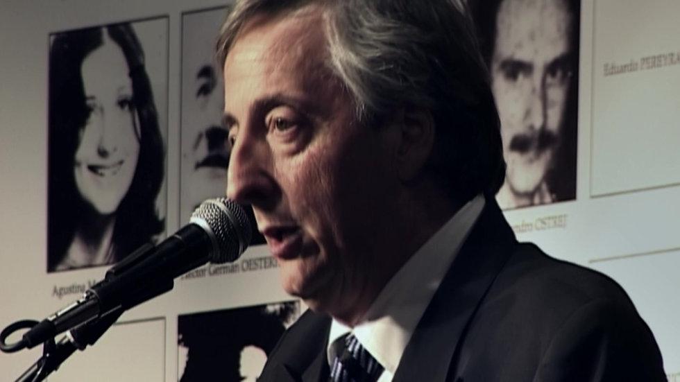 S/Néstor Kirchner, la película