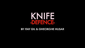 Dr. Itay Gil - Knife Defence