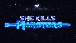 She Kills Monsters - Teaser