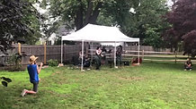 Rockin in Owen's Backyard