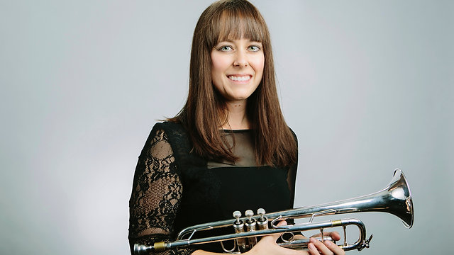 Dr. Sarah Stoneback, Trumpet