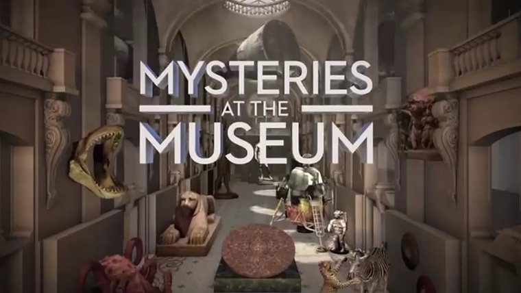 Mysteries at the Museum - The Pig War