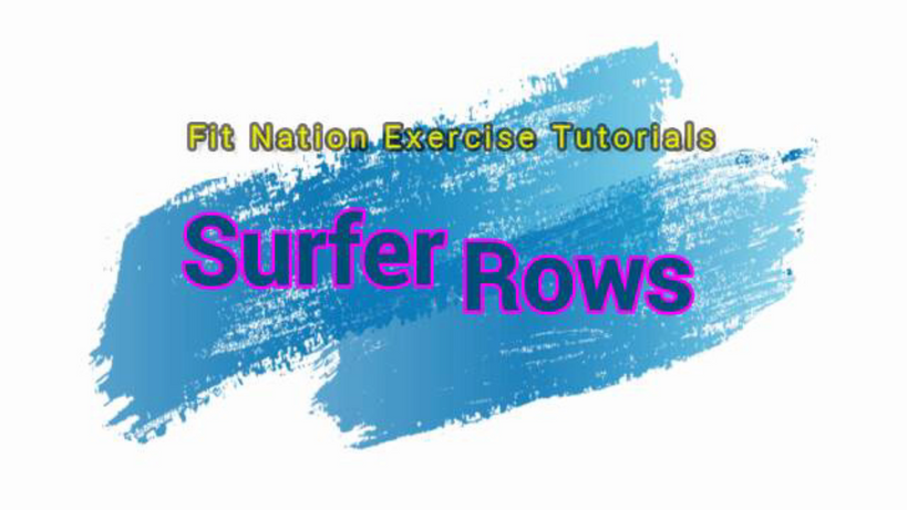 Tutorial - Surfer Rows