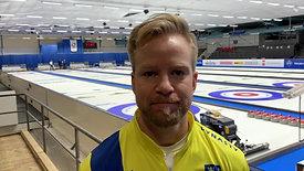 Niklas Edin inför EM-finalen [22 nov, 2019]