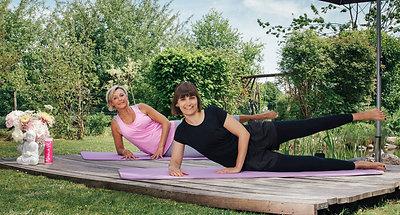 Pilates auf der Matte II
