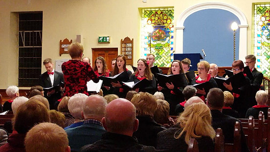Dungannon choral 2017