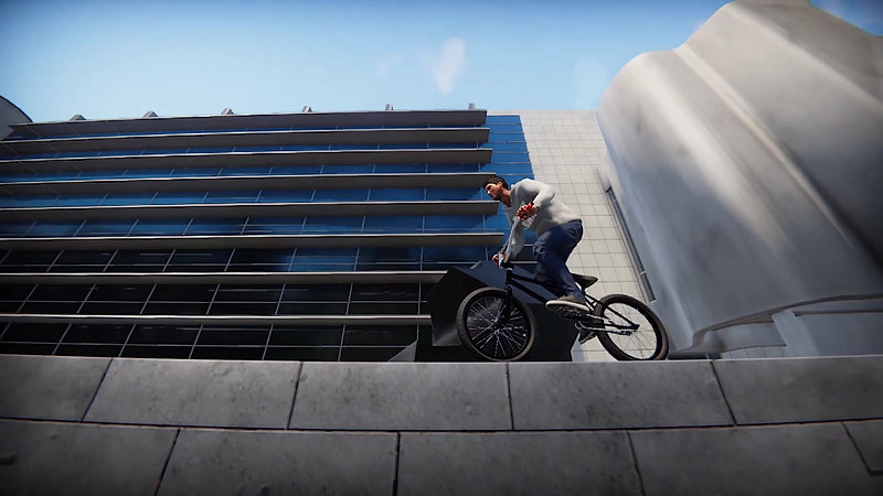 Barspin Studios - BMX The Game