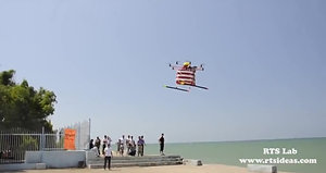 Drone_Life_Guard_saves_lives_at_Beach_in_ocean_hd720