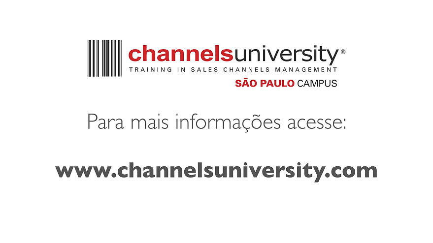 Aulas online da Channels' University