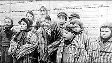 Hatikvah, sung by survivors at Bergen Belsen, 1945