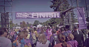 HoneyHill HomeCare's Walk to End Alzheimer's