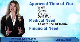 HoneyHill HomeCare Veterans Program