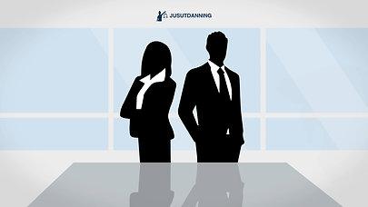Informasjonsvideo om Jusutdanning