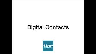 Digital Contacts