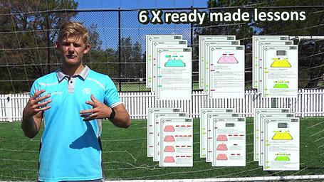 Soccer Pack promo