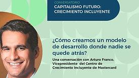 Capitalismo Futuro: Crecimiento Incluyente