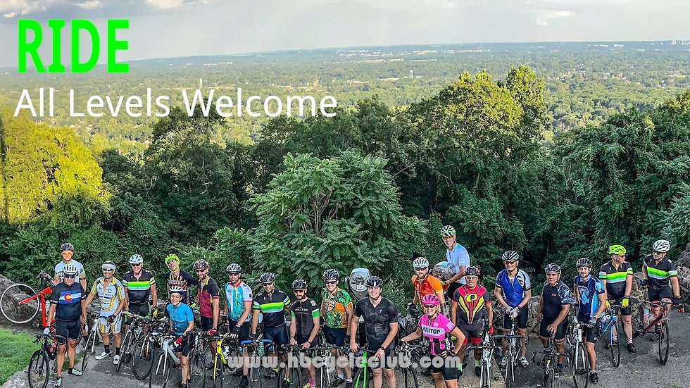 Ride Lead Volunteer - 2020 Update