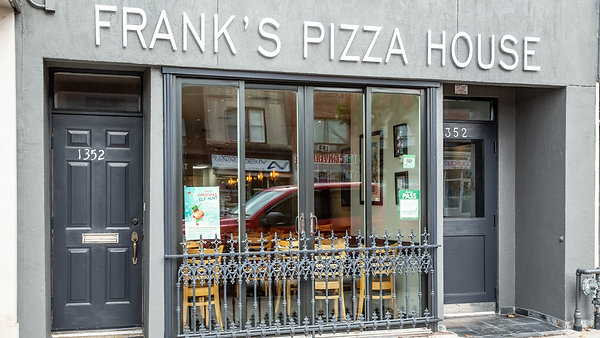 Frank's Pizza House - 1352 St. Clair Ave W