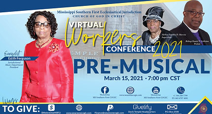 Workers Conference Pre-Musical